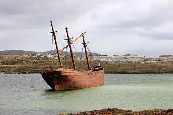 Lady Elizabeth Shipwreck by C7
