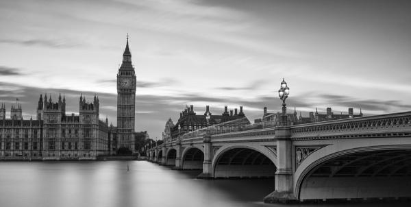 Westminster Dusk by jasonrwl