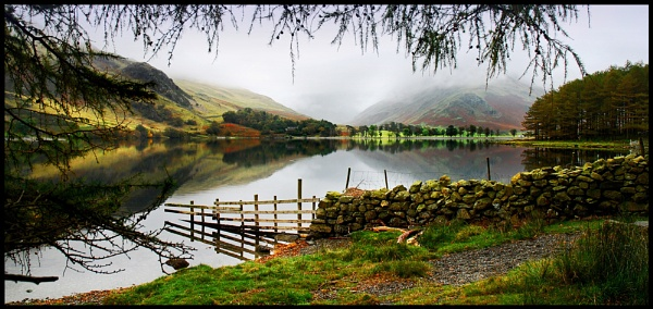 Buttermere Calm. by Niknut