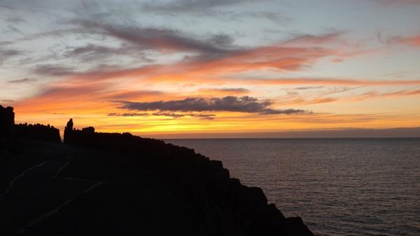 Evening Sky by Fruitcake