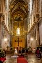 Ancient church wedding ceremony by yosicom