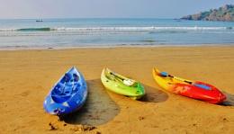 Beach colours...