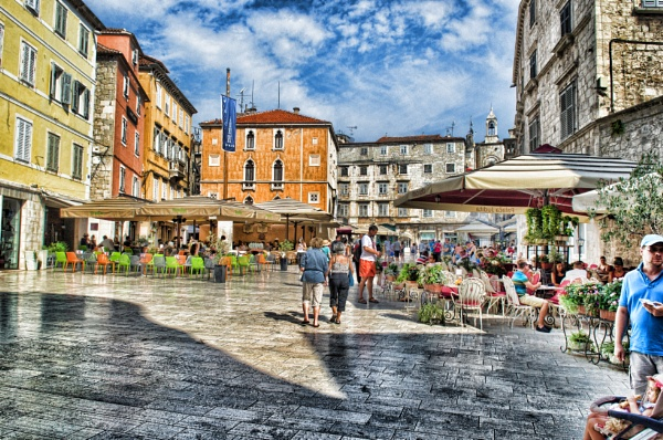 Split - Old Town by ginz04
