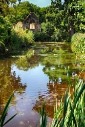 Brockhampton Moat