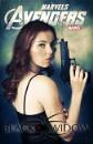 Avengers:Black Widow comic book cover