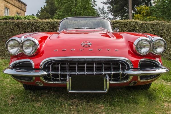 Classic Corvette in Excellent condition, , by stevemellor