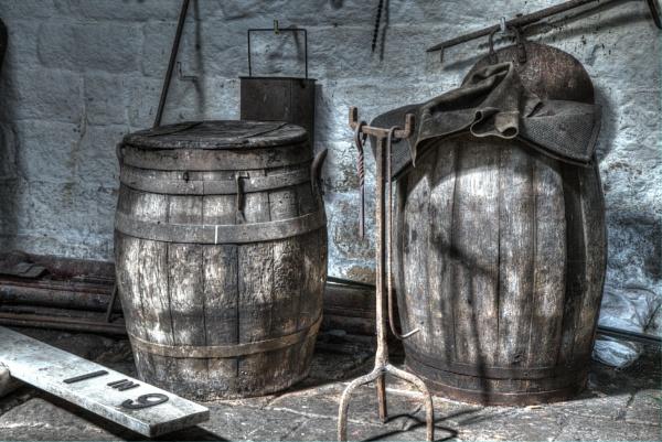 Barrels by stevemellor