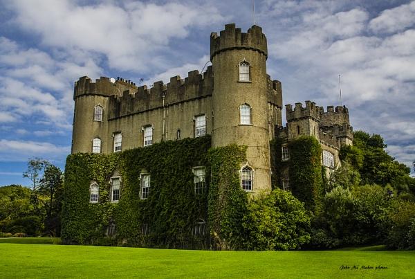 Malahide Castle, Co Dublin Ireland. by johnvincint