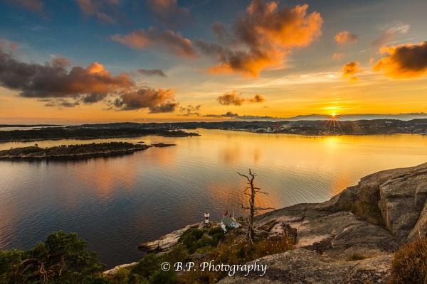 Odderøya by Brynley