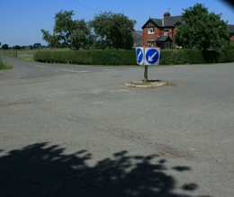 Smallest Roundabout?