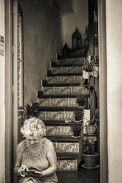 Spanish lady (Frigiliana)