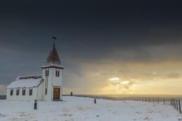 Hellnar Western Iceland