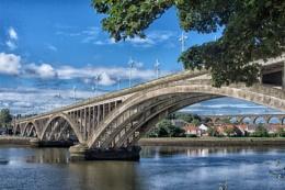 The New Bridge Berwick upon Tweed