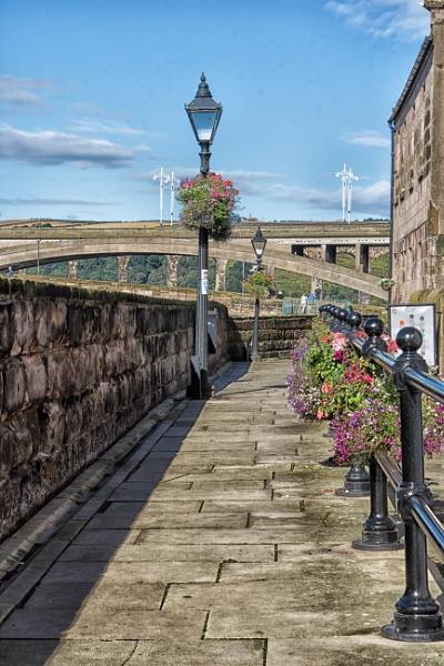 Summer in Berwick by wrighty76