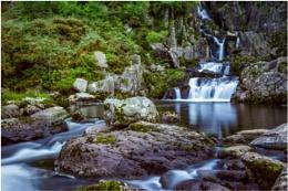 Ogwen Falls..