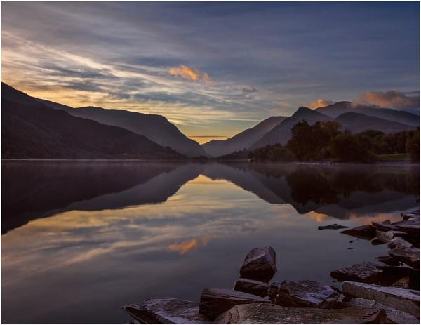 Llyn Padarn.. by Satlight