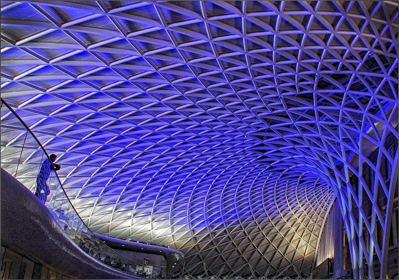 Kings Cross station London