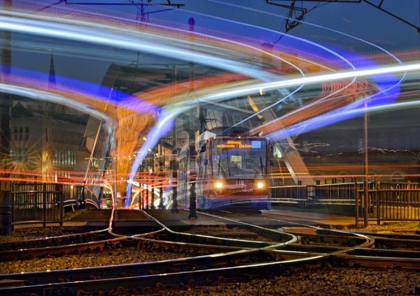 Sheffield tram by GeoffDoncaster18