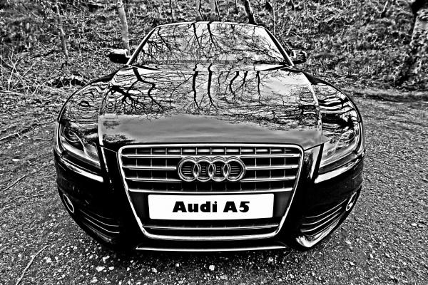 Audi A5 by DJP64