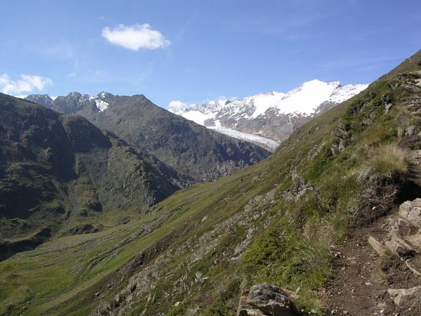 Gurglertal in Tirol, Österreich by scotsjerry