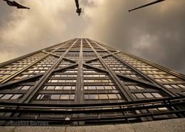 Mother Road IX - Chicago's Hancock Tower
