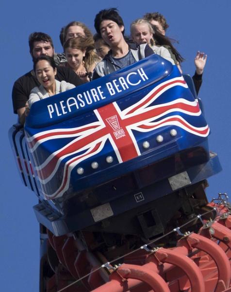 Blackpool Big One by chensuriashi