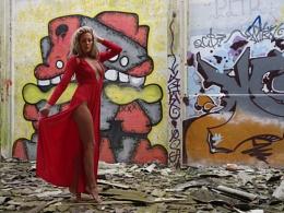 Graffiti Glamour