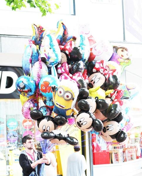 Ballons by happysnapperman