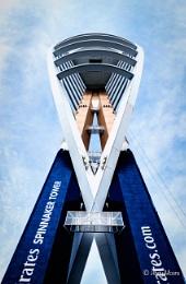 Spinnaker Tower 2016