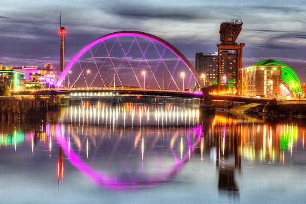 Glasgow by AndrewAlbert