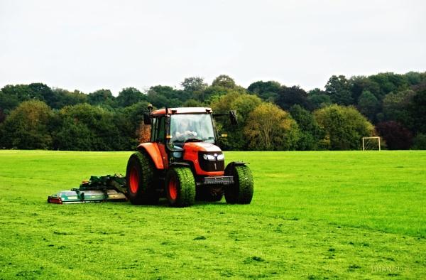 Grass cutter by Jat_Riski