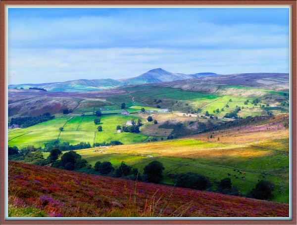 THE STAFFORDSHIRE MOORLANDS by basilr