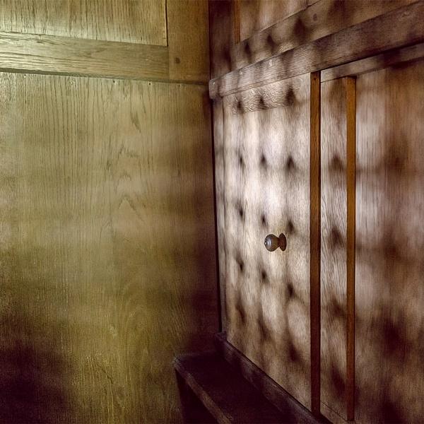 Door to Confession by GordonLack