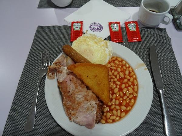 Breakfast at Benidorm 5 by YoungGrandad
