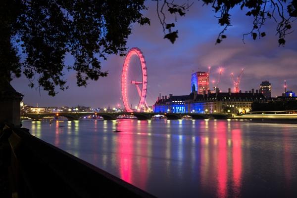 Eye on London by jasonrwl