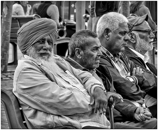 Four wise men by nikon