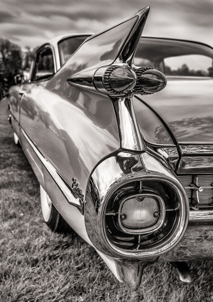 Tail end Caddy by ChrisBanks