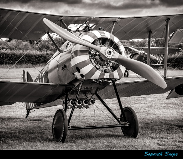 Sopwith Snipe by ChrisBanks
