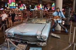 Elvis & his Cadillac