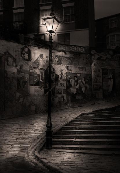 Scarborough Light by Franko59