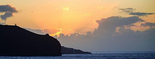 Madeira sunrise by Ian01