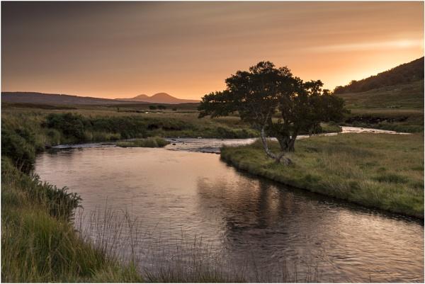 Sutherland Sunrise by wanny