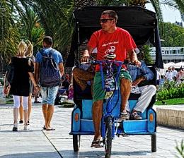 Rickshawe Split