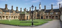 Bedworth Almshouses
