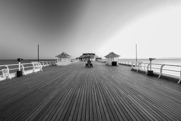 Cromer Pier by jrcleave77