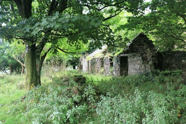 Stone walls by gunner44