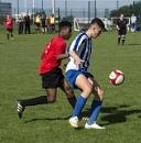 Shaw Lane U 16's football match