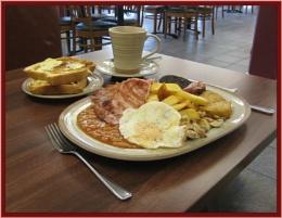 MOT breakfast