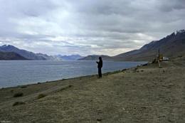 Pangong Lake  [leh]  India
