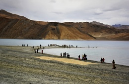 Pangong Lake  [leh]  India 4